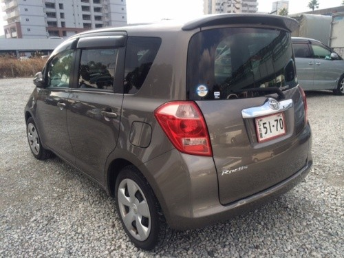 Used 2006 Toyota Ractis for Sale in Japan #1003