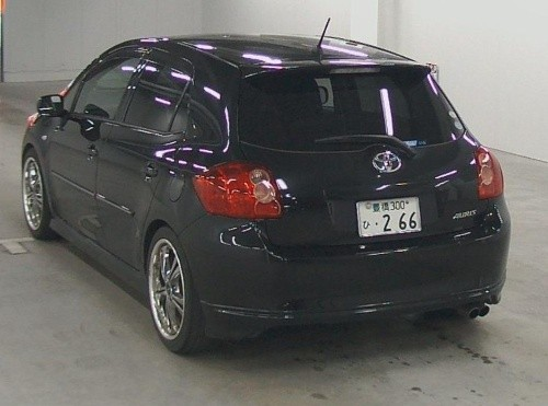 Used 2006 Toyota Auris for Sale in Japan #1004