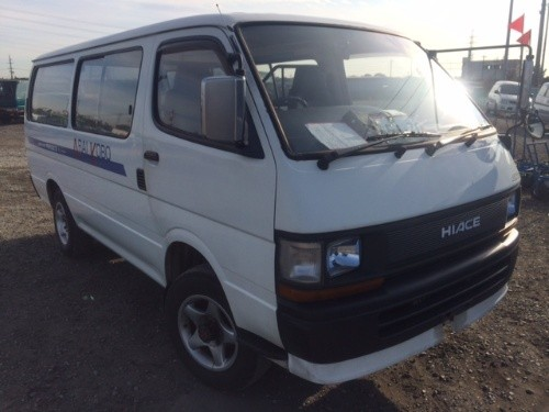 Used 1991 Toyota Hiace for Sale in Japan #1005