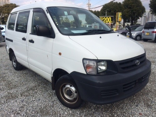 Used 2005 Toyota Townace for Sale in Japan #1007