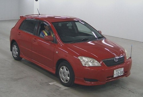 Used 2003 Toyota Runx for Sale in Japan #1009