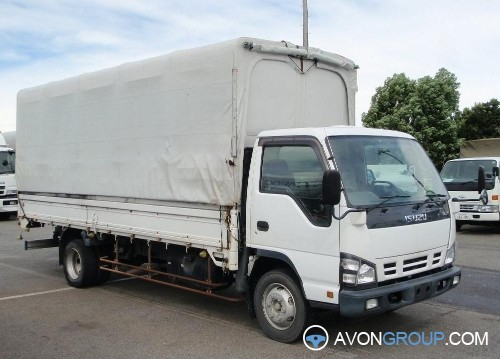 Used 2005 Isuzu Elf for Sale in Japan #13001