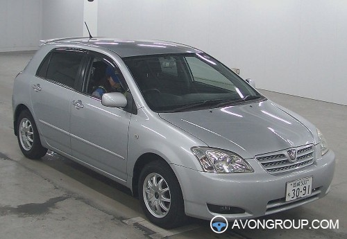 Used 2003 Toyota Allex for Sale in Japan #13013