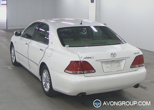 Used 2005 Toyota Crown for Sale in Japan #13015
