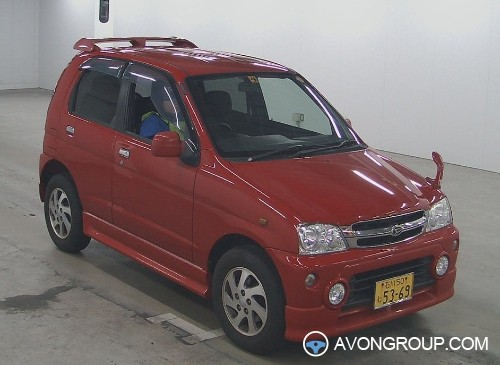 Used 2004 Daihatsu Terious Kid for Sale in Japan #13021