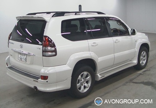 Used 2005 Toyota PRADO for Sale in Japan #13023