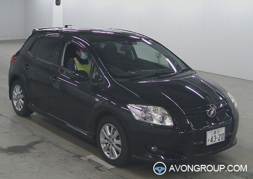 Used 2008 Toyota Auris for Sale in Japan #13025