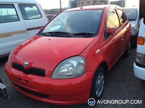 Used 2001 Toyota Vitz for Sale in Japan #13027