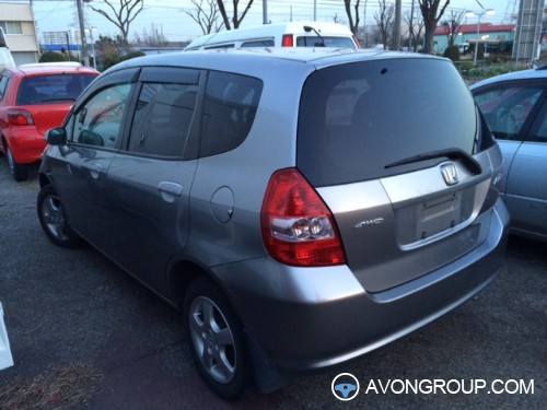 Used 2003 Honda Fit for Sale in Japan #13028