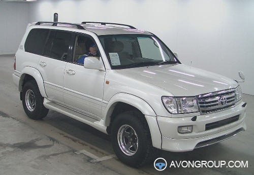Used 2003 Toyota LANDCRUISER for Sale in Japan #13029