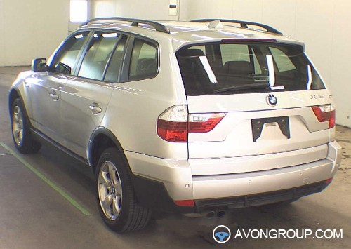 Used 2009 Other BMW X3 for Sale in Japan #13030