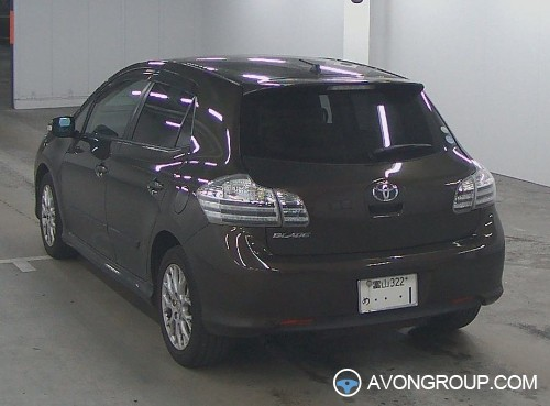 Used 2006 Toyota Blade for Sale in Japan #13031