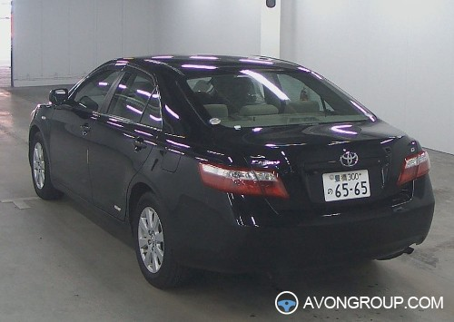 Used 2006 Toyota Camry for Sale in Japan #13033