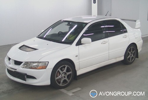 Used 2003 Mitsubishi Lancer for Sale in Japan #13034