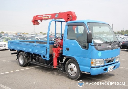 Used 2003 Isuzu Elf for Sale in Japan #13050
