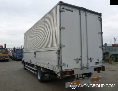 Used 2004 Isuzu Forward for Sale in Japan #13134