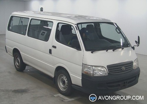 Used 2003 Toyota Hiace for Sale in Japan #13153