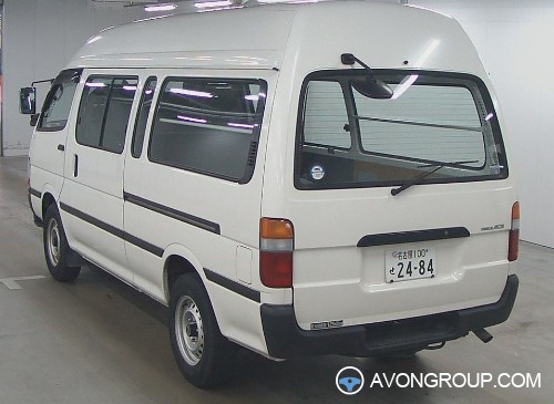 Used 2003 Toyota Hiace for Sale in Japan #13194