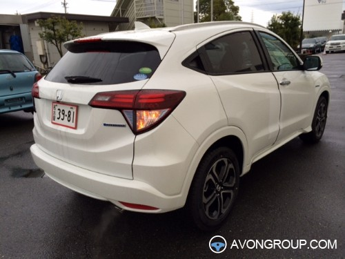 Used 2014 Honda Vezel for Sale in Japan #13259