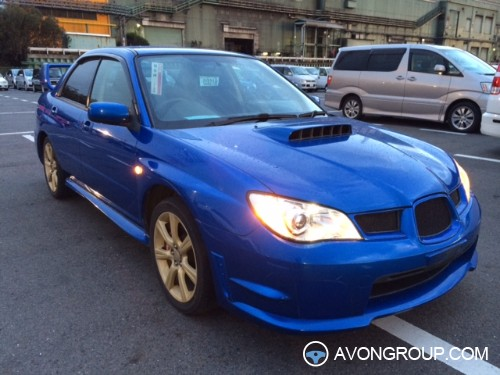 Used 2006 Subaru Impreza for Sale in Japan #13275