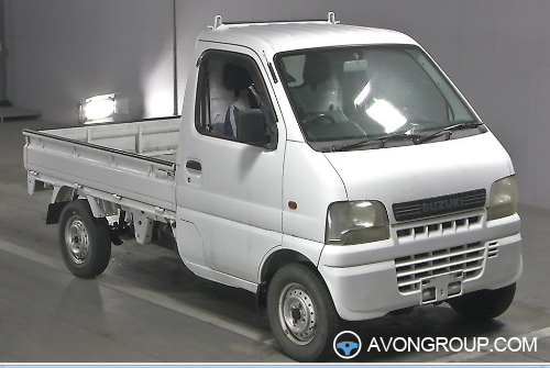 Used 2001 Suzuki CARRY TRUCK for Sale in Japan #13295