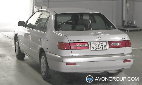 Used 2000 Toyota CORONA PERMIO for Sale in Japan #13305