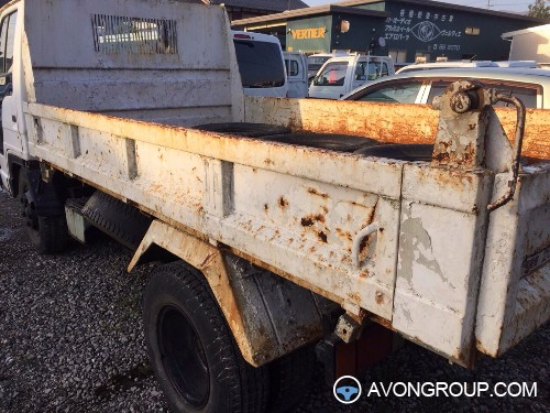 Used 1991 Isuzu ISUZU ELF DUMP TRUCK for Sale in Japan #13316
