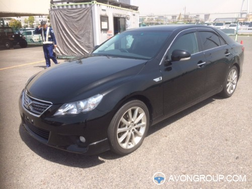 Used 2010 Toyota MARK X for Sale in Japan #13319