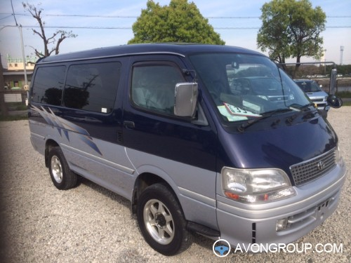 Used 1996 Toyota HIACE WAGON for Sale in Japan #13320