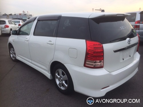 Used 2007 Toyota WISH for Sale in Japan #13321