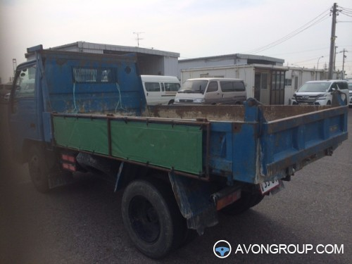 Used 1992 Mitsubishi CANTER DUMP TRUCK for Sale in Japan #13323