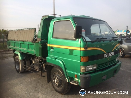 Used 1990 Isuzu FARWARD JUSTON for Sale in Japan #13324