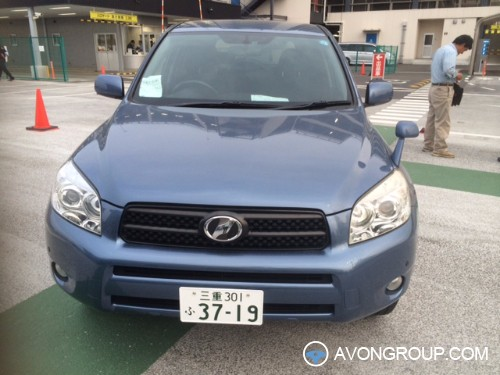 Used 2007 Toyota RAV 4 for Sale in Japan #13326