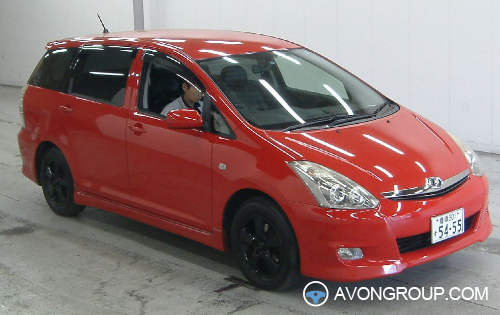 Used 2015 Toyota WISH for Sale in Japan #13327