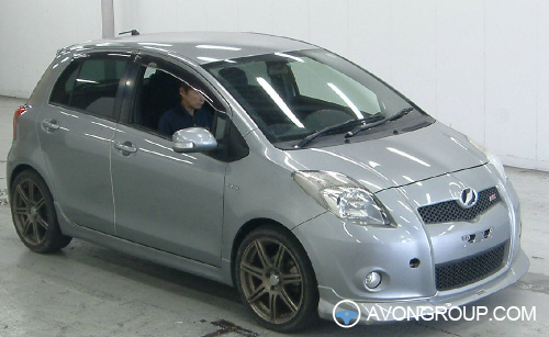 Used 2007 Toyota VITZ for Sale in Japan #13330