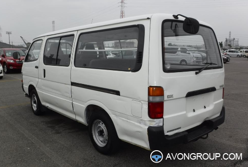 Used 1995 Toyota HIACE VAN for Sale in Japan #13331
