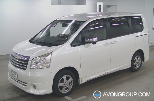 Used 2007 Toyota NOAH for Sale in Japan #13334