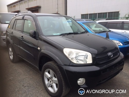 Used 2005 Toyota RAV 4 for Sale in Japan #13338