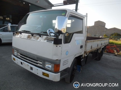 Used 1992 Mitsubishi CANTER TRUCK for Sale in Japan #13340
