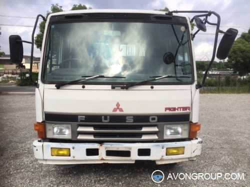 Used 1990 Mitsubishi FUSO DUMP TRUCK for Sale in Japan #13345
