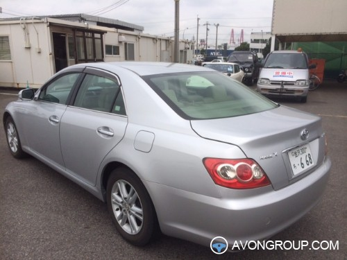 Used 2007 Toyota MARK X for Sale in Japan #13347
