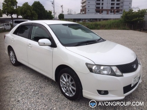 Used 2008 Toyota ALLION for Sale in Japan #13350