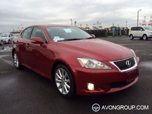 Used 2008 Lexus IS for Sale in Japan #13351