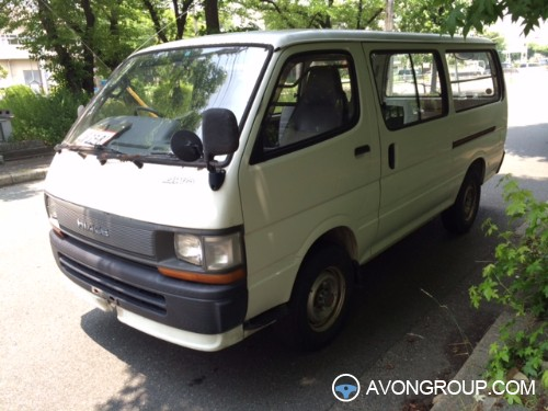 91c4d594d0 ... Used 1996 Toyota HIACE VAN for Sale in Japan  13344 ...