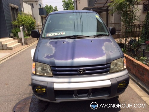 Used 1996 Toyota NOAH for Sale in Japan #13343