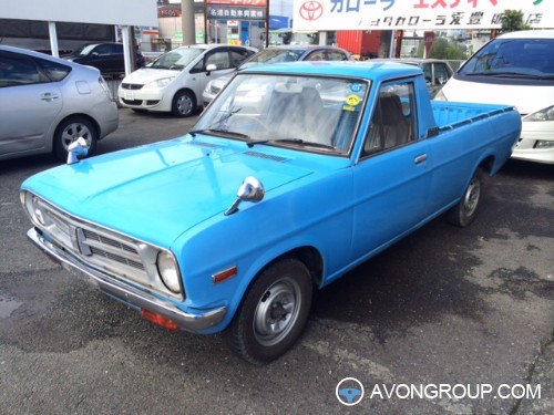 Used 1989 Nissan Sunny Truck for Sale in Japan #13361