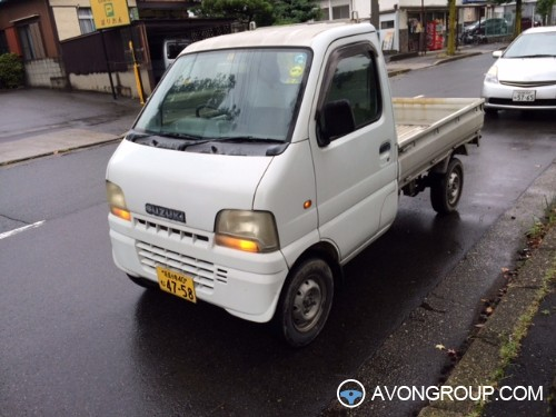 Used 2000 Suzuki Carry Truck for Sale in Tanzania #13372
