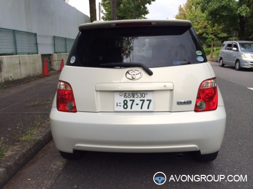 Used 2005 Toyota Ist for Sale in Tanzania #13373