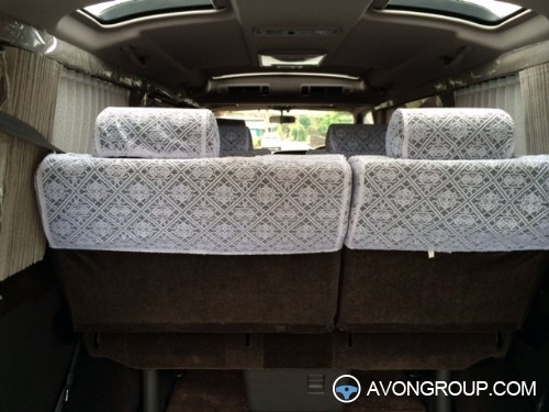 Used 1995 Toyota Hiace for Sale in Japan #13376
