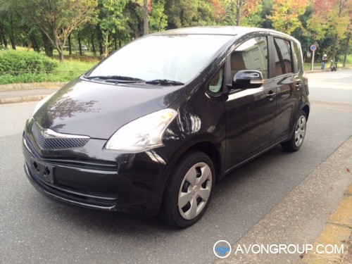 Used 2006 Toyota Ractis for Sale in Tanzania #13380